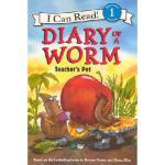 【预订】Diary of a Worm: Teacher's Pet9780606318198