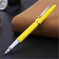 签字笔商务936宝珠笔签名笔刻字笔定制金属签单笔刻字