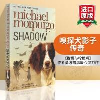 华研原版 嗅探犬影子传奇 英文原版小说 Michael Morpurgo 全英文版书 Shadow 战马作者 正版现货