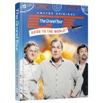 大世界之旅 英文原版小说 The Grand Tour Guide to the World 三贱开车游世界 电视版