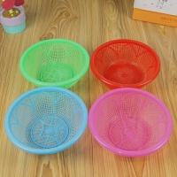 塑料镂空水果篮子圆形方形迷你小盆子樱桃杨梅篮