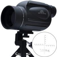 高倍高清接手机拍照非红外夜视十字坐标测距单筒望远镜