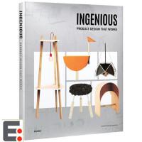 工业产品设计书籍 INGENIOUS Product Design that Works 造物有道