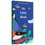 【Pop-up立体书】Six Little Birds 6只小鸟 英文原版儿童图书