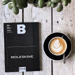 韩国Magazine B BRAND BALANCE品牌杂志No.62本期主题:传奇笔记本品牌MOLESKINE特辑
