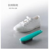 名迪(家居)森林洗鞋刷家用清洁刷子简约现代便携刷软毛运动鞋刷 白色