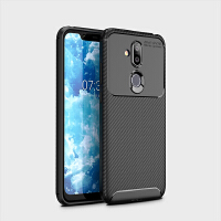 nokia 9 Pure View手机壳诺基亚7.1plus超轻薄x7硅胶软nokia8.1简约磨砂 【甲壳虫noki