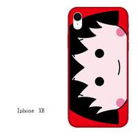 iphone7苹果6s手机壳6plus硅胶全包软壳5s女款xr挂绳8X浮雕xs max