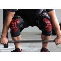 时尚膝盖护具跑步骑行户外篮球运动护膝男女健身深蹲瑜伽举重薄款透气