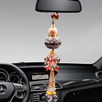 车载车上平安符车内挂饰香水吊坠吊饰个性装饰品男女汽车挂件创意
