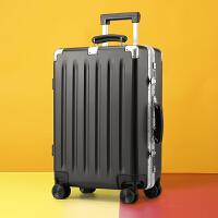 【支持礼品卡】doodoo行李箱女小清新韩版旅行箱子24铝框登机箱20寸万向轮拉杆箱D8988