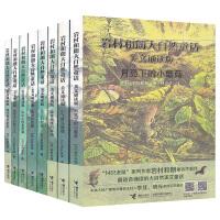 全7册赠导读手册含光盘 岩村和朗大自然童话 儿童文学校园励志小说故事绘本小学课外阅读素材 接力出版社 跑过草原的风缺