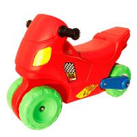 儿童车摇摇车幼儿溜溜车健身车四轮滑滑车四轮学步车摩托车