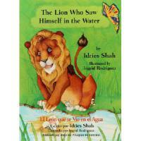 【预订】The Lion Who Saw Himself in the Water/El Leon Que Se Vi