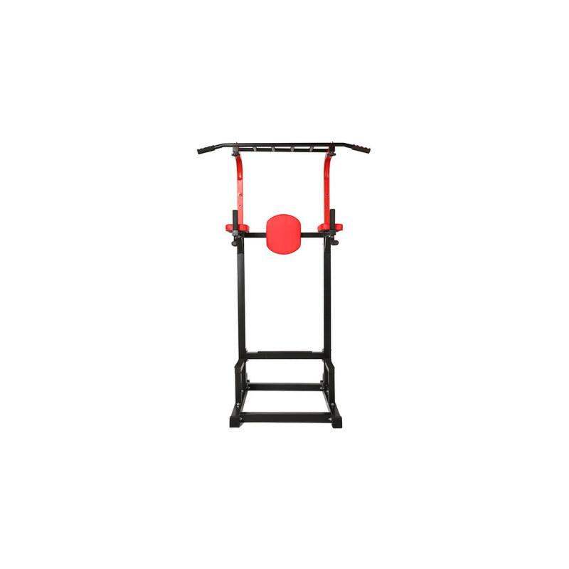 多功能引体向上器 体育用品室内健身器材 单杠家用双杠多功能综合训练器 品质保证 售后无忧 支持货到付款