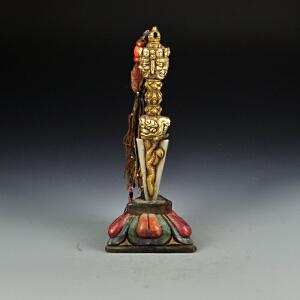 黄铜藏传法器
