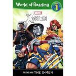 【预订】These Are the X-Men: Level 1