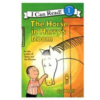 英文原版 The Horse in Harry's Room [4-8岁]
