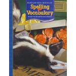 【预订】Houghton Mifflin Spelling and Vocabulary: Student Editi