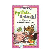Splish, Splash! [噼里!啪啦!](My First I Can Read)