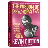 异类的天赋 英文原版 The Wisdom of Psychopaths 天才 疯子和内向人格的成功密码 凯文达顿 K