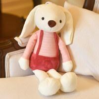 兔子毛绒玩具小白兔萌萌布娃娃玩偶女孩少女生儿童可爱小公仔