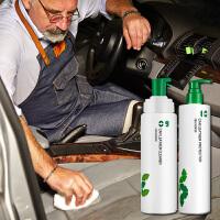 沙发清洁剂去污保养汽车座椅皮具护理油擦洗皮沙发皮革清洗剂