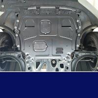2017款大众帕萨特发动机护板帕萨特护板底盘护板装甲帕萨特下护板