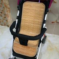 婴儿凉席夏季推车竹席手推车凉席儿童伞车婴儿车宝宝凉坐垫小席子
