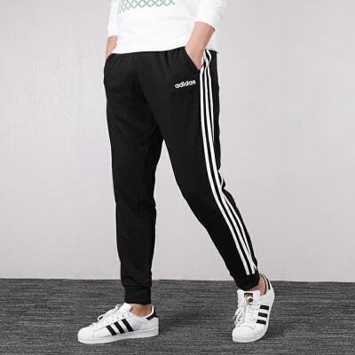 Adidas阿迪达斯 男裤 运动休闲训练小脚长裤 DU0468 运动休闲训练小脚长裤