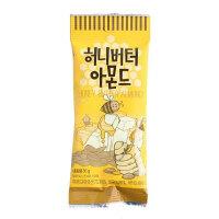 【中粮我买】汤姆农场蜂蜜黄油扁桃仁35g(韩国进口 袋)