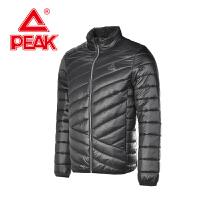 匹克男冬季新款轻便时尚保暖运动外套防风上衣棉服F564117