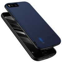 优品 小米6背夹电池手机壳充电宝无线充电器小米轻薄无下巴8000毫安大容量移动电源mi6