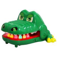 文盛抖音玩具小鳄成人咬手指拔牙双聚会搞怪整人整蛊玩具减压解