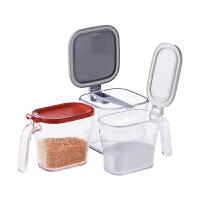 RISU日本厨房调料瓶调味盒调味料瓶罐收纳盒佐料架子调味品置物架