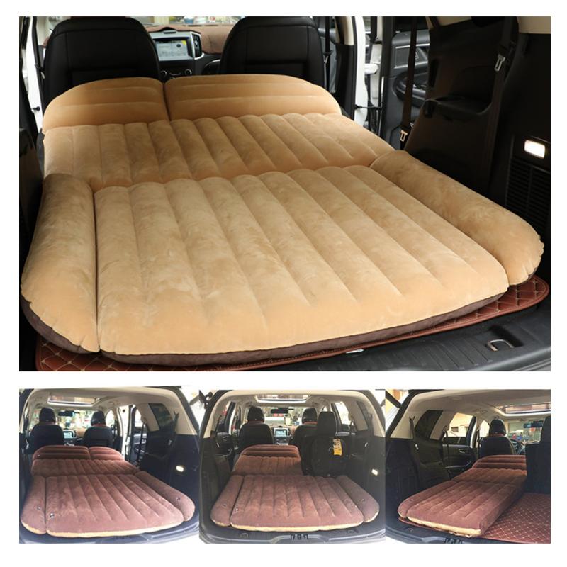 车震床SUV 丰田RAV4汉兰达普拉多陆巡后备箱气垫床汽车载充气床垫