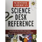 【预订】Scientific American Science Desk Reference