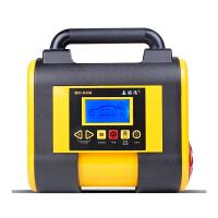 车用数显高压打气筒 车载充气泵 12v便携式汽车充气泵