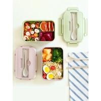 保温饭盒日式便当盒可微波炉儿童学生上班族