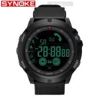 SYNOKE/时诺刻 时诺刻轻智能运动计步户外手表运动蓝牙多功能社交提醒 生活防水 电子表