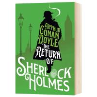 夏洛克福尔摩斯归来 英文原版小说 The Return of Sherlock Holmes 英文版进口原版英语书籍 A