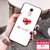红米note4手机壳note4x高配版手机套mi note4男女款全包玻璃个性