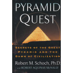 Pyramid Quest: Secrets of the Great Pyramid and the Dawn of Civilization (ISBN=9781585424054) 英文原版