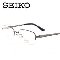 超轻精工眼镜架 纯钛近视商务眼镜框男配光学近视眼镜HT01082