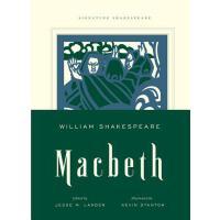 Signature Shakespeare: Macbeth 莎士比亚剪纸插图精装收藏版:麦克白