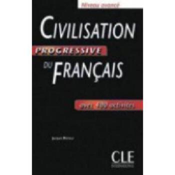 【预订】Civilisation Progressive Du Francais Key (Advanced) 美国库房发货,通常付款后3-5周到货!