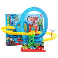 维莱 俞氏兴玩具轨道车 云霄飞车 电动儿童玩具