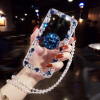 新款华为手机壳女款x全包软壳pro奢华水钻韩网红潮牌