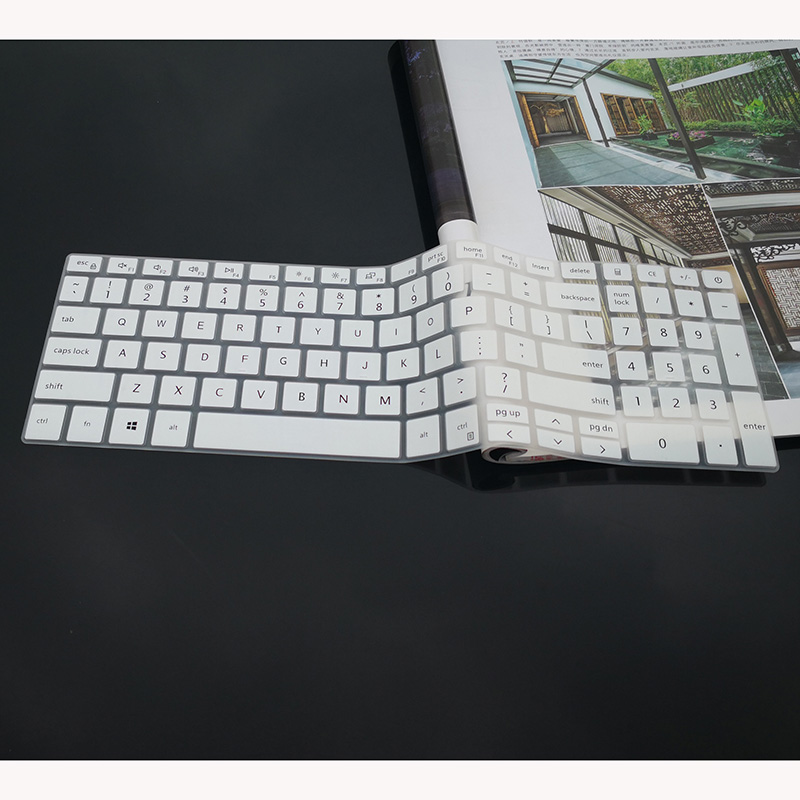 15.6寸笔记本电脑键盘膜戴尔灵越15-7591键盘膜键位保护贴膜