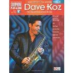 【预订】Dave Koz: Saxophone Play-Along Volume 6 9781480337992